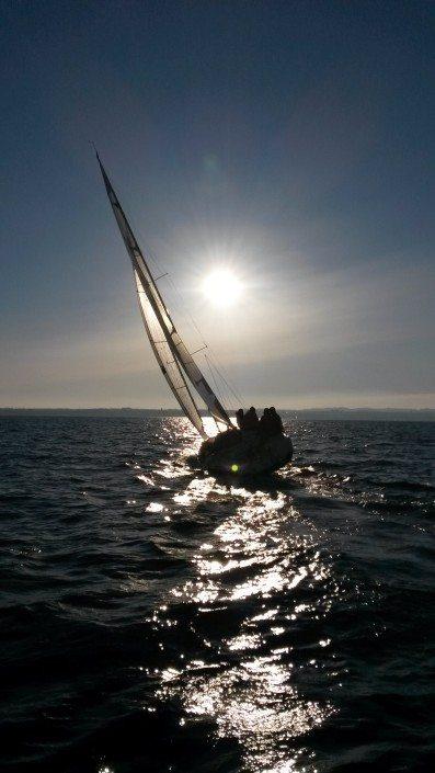 Regate sui Dolphin 81 - Desenzano del Garda