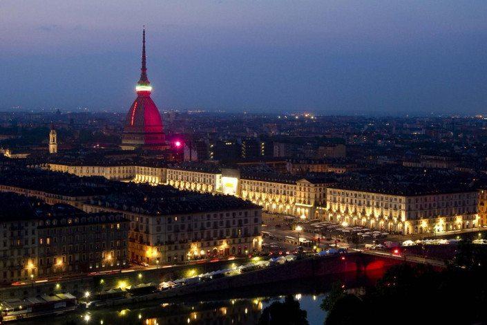 Torino di notte