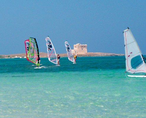 Corso windsurf avanzato