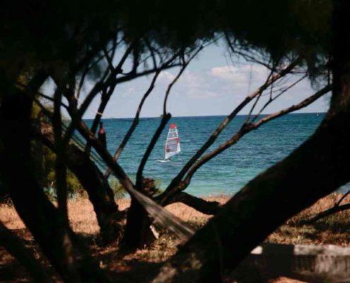 Centro Velico Torre Guaceto, corsi di vela e windsurf per ragazzi - foto di Maren Ollmann